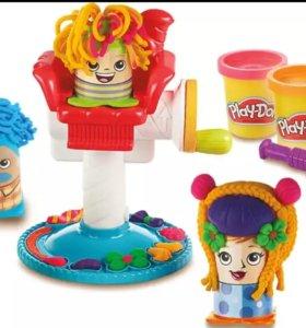 пластилина PLAY-DOH Сумасшедшие Прически