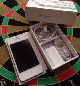 Айфон 4 s на 16 Gb