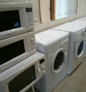 Ремонт стиральных машин и СВЧ
