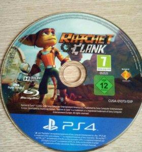 Ratchet & Clank для Playstation4