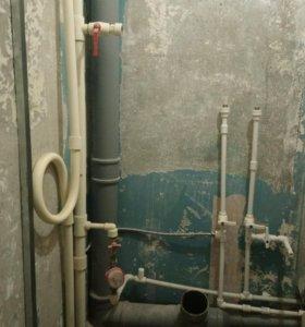 Ремонт ванной комнаты под ключ