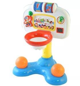 Баскетбол для малышей