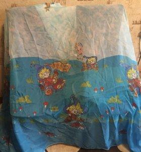 Тюль на детскую комнату