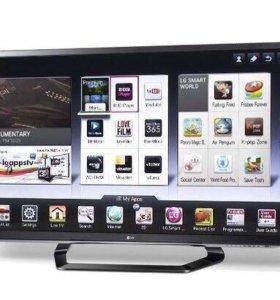 """Телевизор LG 55LM761S 55"""""""