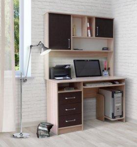 Стол компьютерный на 1200 в наличии с доставкой.