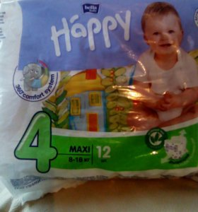 Подгузники bella baby Happy