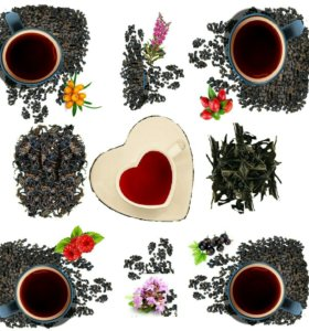 Пробный набор Иван-Чая с ягодами и травами