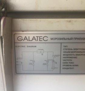 Морозильный прилавок Galatec 327