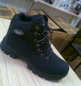 ботинки зимние мужские новые с мехом