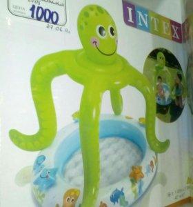 Бассейн осминог