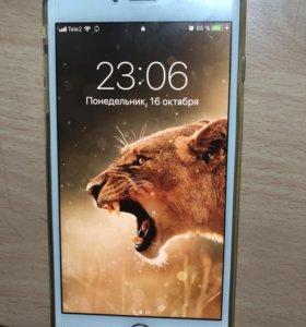 Айфон 6 плюс 64гб золотой
