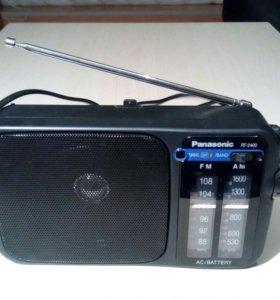 Panasonic RF-2400 радиоприемник