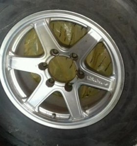 Комплект колес р 16