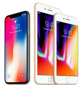 IPhone 8,8+,X