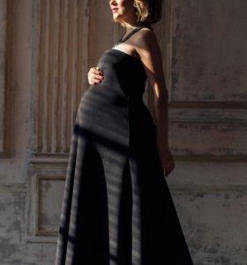Платье H&M в пол