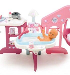 Игровой набор для пупса Baby Nurse