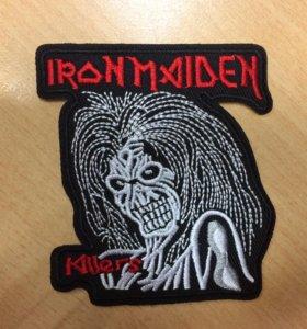 Нашивка Iron Maiden