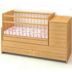 Кровати трансформер детская