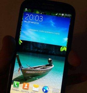Samsung Galaxy S3 Blue Metallic