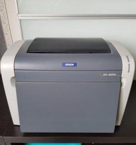 Epson EPL-6200L принтер лазерный