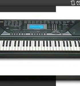 Синтезатор Casio ctk 811 ex