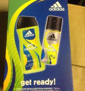 Подарочный набор Adidas