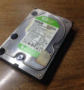 Жесткий диск 800GB WD8000AARS
