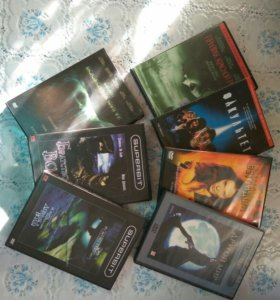 Диски DVD ужасы в хорошем качестве