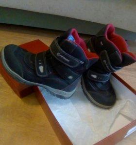 Ботинки, обувь осень зима