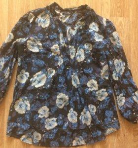 Рубашка , блузка Terranova