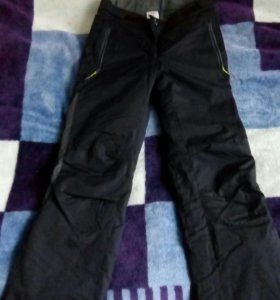 Тёплые штаны, брюки, подойдут для сноуборда