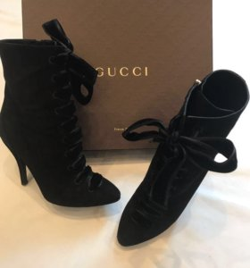 Ботильоны Gucci