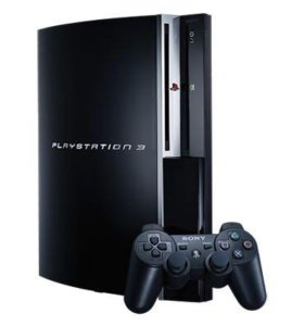 PlayStation 3 (PS3) FAT на 40Gb + камера для PS3