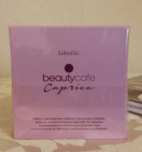 Парфюмерная вода Beauty Cafe Caprice.От Faberlic