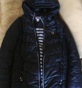 Детская куртка. Рост 140.