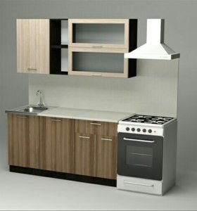 Кухня 1600 стандарт