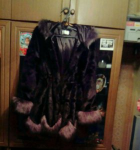 Куртка шубка