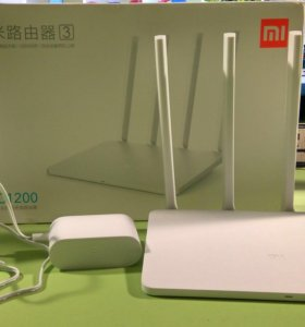 Роутер Xiaomi mi 3