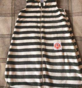 Спальный мешок для ребёнка 0-9 месяцев