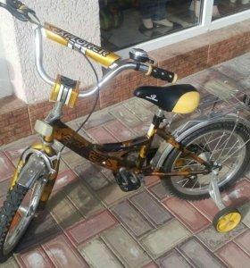 Велосипед 14й