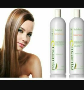Кератин для выпрямления волос
