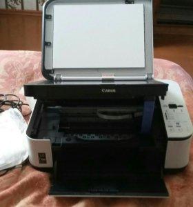 Принтер pixma mp252