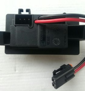 Резистер вентилятора