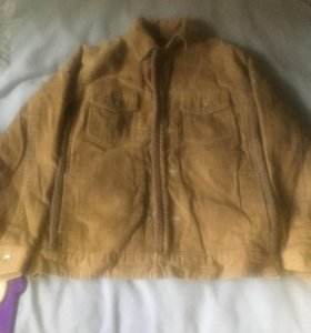 Куртка осенняя на мальчика рост 152