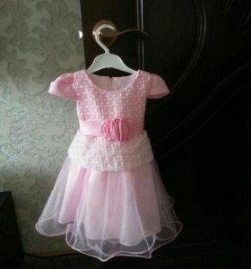 Платье, размер 80 см