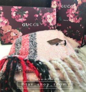 Тёплый шарф GUCCI