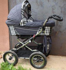 Детская коляска люлька Baby Care Sonata