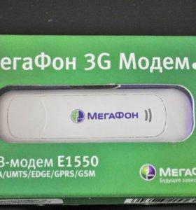 мегафон 3g модем e1550