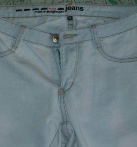 Джинцы(штаны белые)
