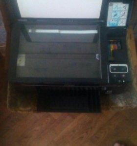 Принтер сканер копир ЭПСОН